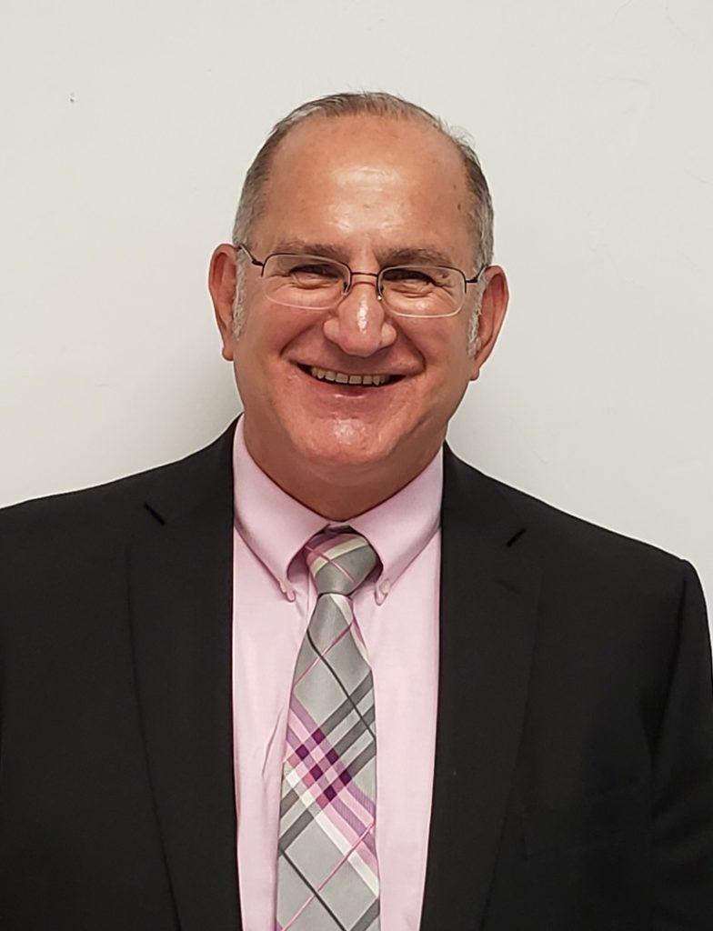 Alan Risk - Education Minister