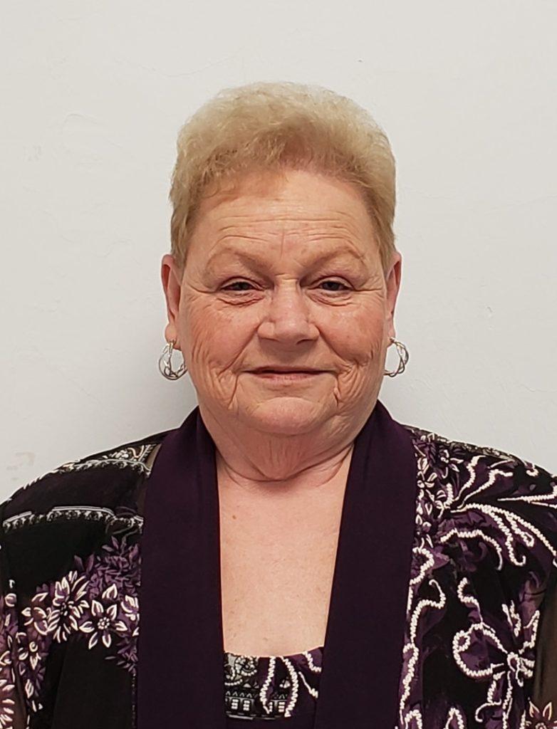 Glenda Money - Secretary
