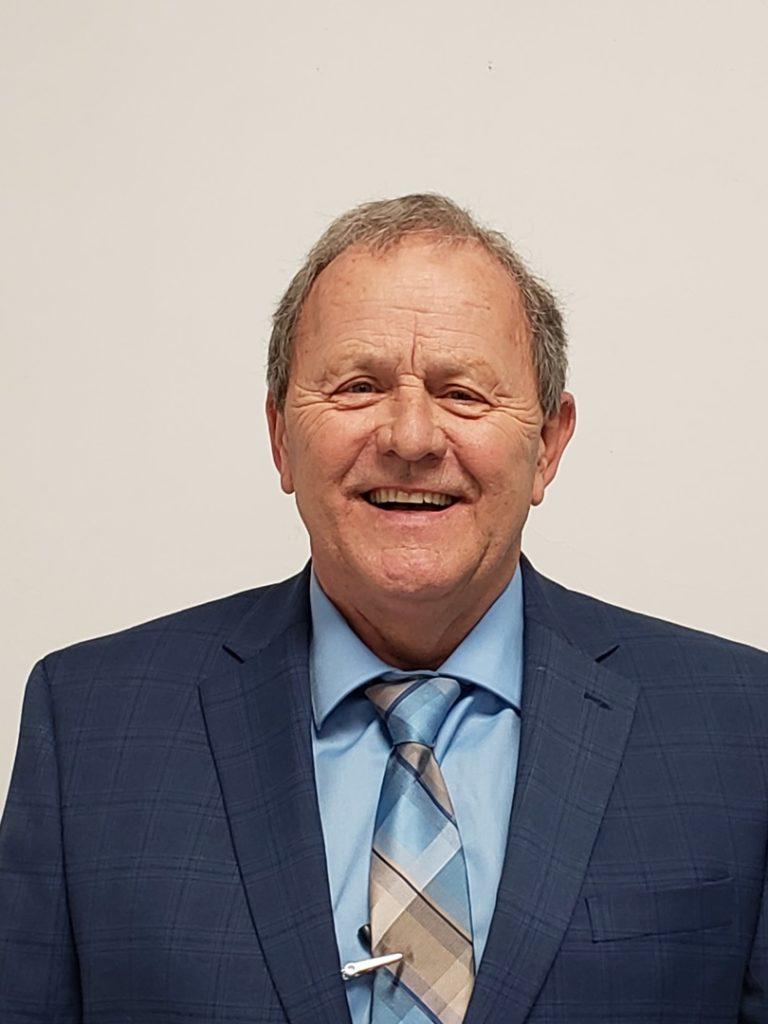 Tony Kelly - Pastor